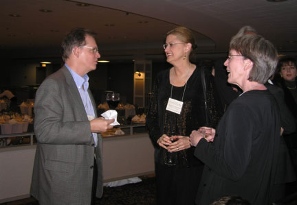 Marshall Olds, Katherine Grossman, and Dorothy Kelly