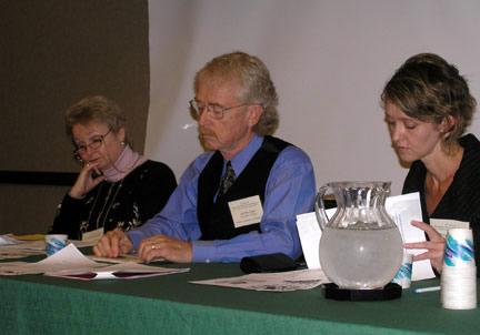 NCFS 2006 Terry Dolan, Larry Ligo, Kristin Koster