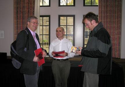 Steve Murphy, Peter Dayan, David Evans